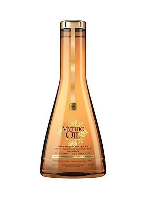 Loreal Professionnel Loreal Mythic Oil Normal Saç Şampuani 250 Ml Renksiz